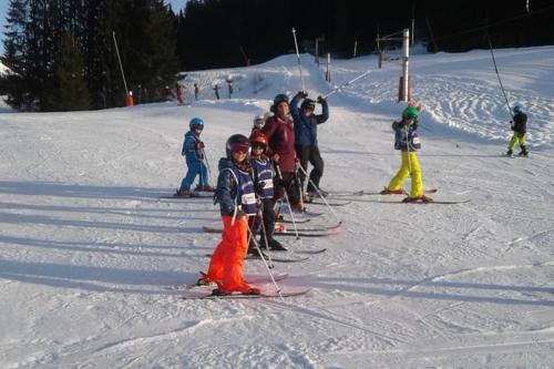 mercredi je skie